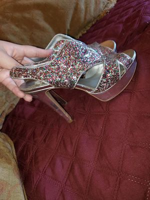 Nine West Glittery Heels 👠 ✨ for Sale in Compton, CA