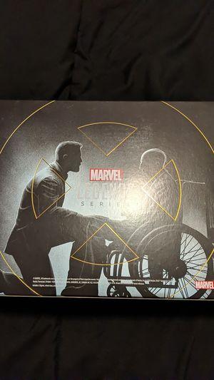 Marvel Legends - Logan/Professor X for Sale in Seattle, WA