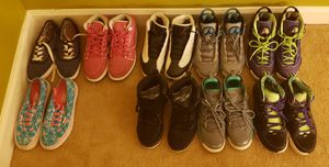 Shoes (Various Brands) - Size 4-5y for Sale in Frederick, MD