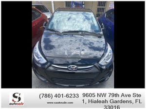 2017 Hyundai Accent for Sale in Hialeah Gardens, FL