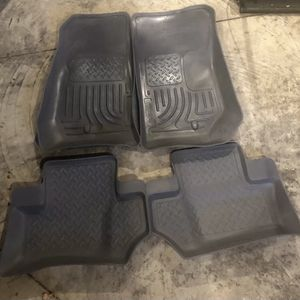Jeep Wrangler All Weather Mats for Sale in East Berwick, PA