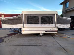 1986 Coleman tent trailer for Sale in Calimesa, CA