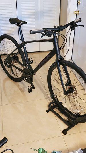 TREK FX Sport 6/ BRAND NEW 2021/Trek's Best Hybrid-Fitness Bike/Size: Medium for Sale in Fort Lauderdale, FL