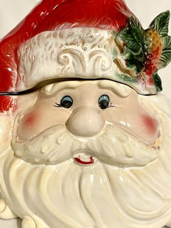 Vintage Santa Cookie Jar for Sale in Salt Lake City,  UT