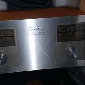 Phase II Linear Amplifier 400 Series for Sale in Chula Vista, CA
