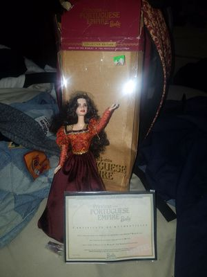 Barbie Princess of Portuguese Empire Doll for Sale in Newark, OH