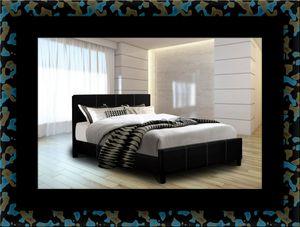 Twin platform bed with mattress for Sale in Hyattsville, MD