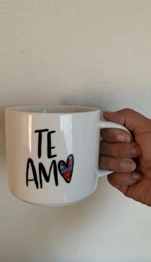 TE AMO MUG for Sale in Fontana, CA