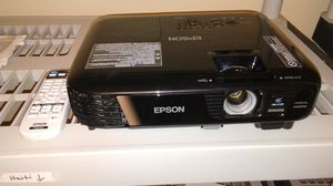 Epson Projector EX9200 for Sale in College Park, GA
