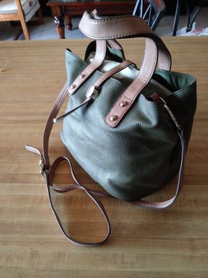 Army Green multi fuction purse for Sale in Anthem, AZ