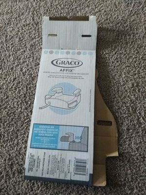 Graco booster car seat for Sale in Warwick, RI