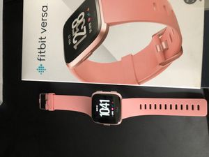 Fitbit versa for Sale in Torrance, CA