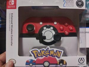 Pokemon nintendo switch controller for Sale in Tucson, AZ