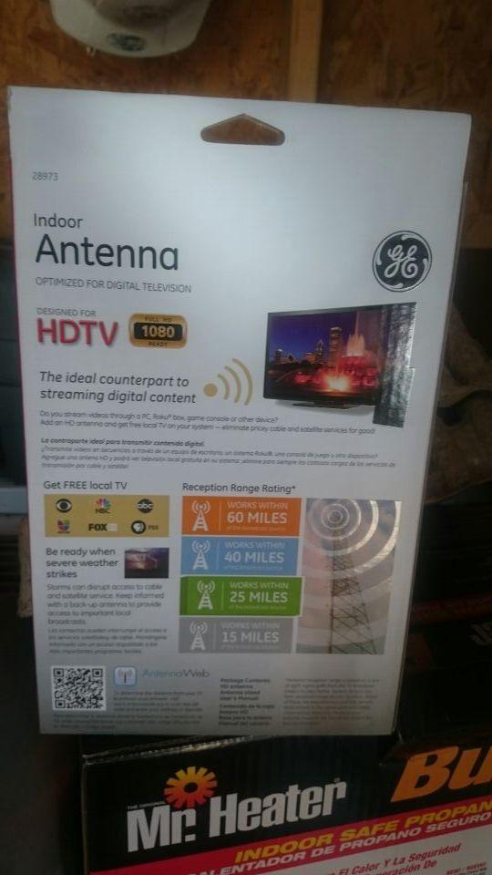 HDTV ANTENNA 📶