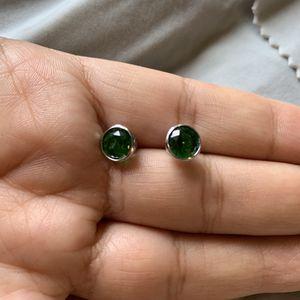 Silver earrings for Sale in Whittier, CA