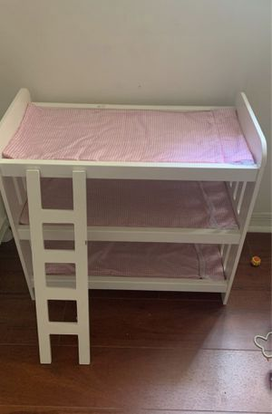 Bunk bed for American Girls Dolls for Sale in Weston, FL