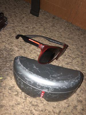 PRADA Designer Sunglasses-Authentic for Sale in Columbus, OH