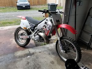 1989 cr500r for Sale in Seattle, WA