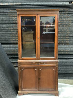 China Cabinet - Antique for Sale in Orlando, FL