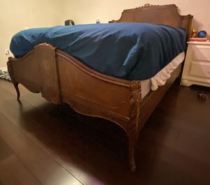 Full Size Antique Bedroom Set for Sale in Celebration, FL