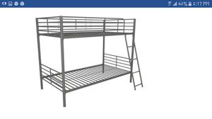 convertible bunk beds (frame only) for Sale in Tulsa, OK