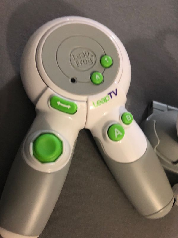 Leap Frog TV game console