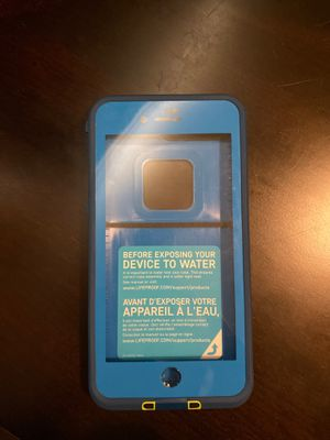 Life Proof cases for iPhone 7/8 plus for Sale in Riverdale, GA