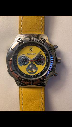 ferrari watch for Sale in Aspen Hill, MD