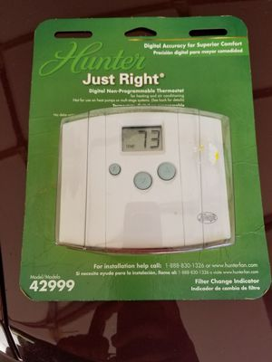 Bran New Open Box Thermostat for Sale in Atlanta, GA
