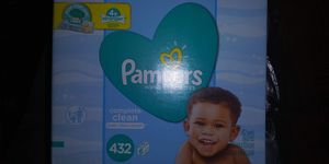 Diapers n wipes for Sale in Durham, NC