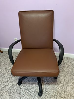 Leather chair for Sale in Columbia, SC