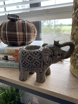 Elephant Tealight Candle Holder for Sale in Houston, TX