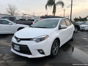 2016 Toyota Corolla LE for Sale in Visalia, CA