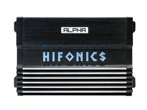 Hifonics amp for Sale in San Jose, CA