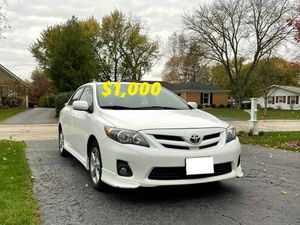 Price$1000 URGENT Selling my 2012 Toyota Corolla for Sale in Fremont, CA