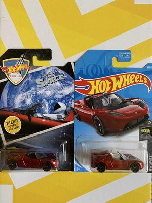 Hot Wheels Tesla Roadster for Sale in Jurupa Valley, CA