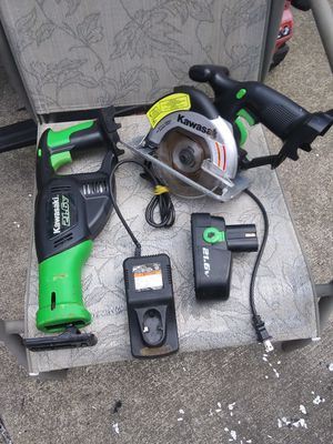 Cordless drill and Saws All for Sale in Auburn, WA
