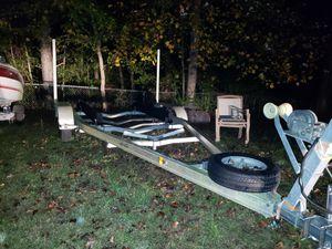 Aluminum boat trailer 21' -23' for Sale in Cartersville, GA
