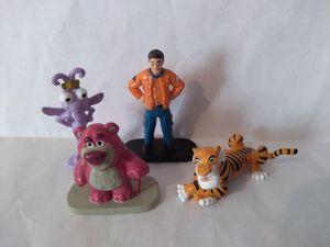Collectible Disney Mini Figurines for Sale in Arlington, TX
