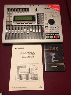 YAMAHA AW16G Professional Audio Workstation for Sale in Renton, WA