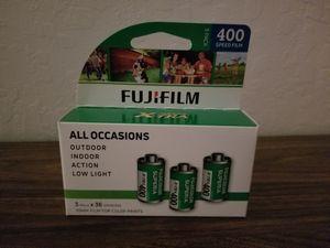 Fujifilm 400 speed for Sale in Glendale, AZ