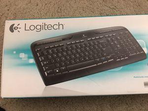 Logitech wireless computer keyboard for Sale in Chula Vista, CA