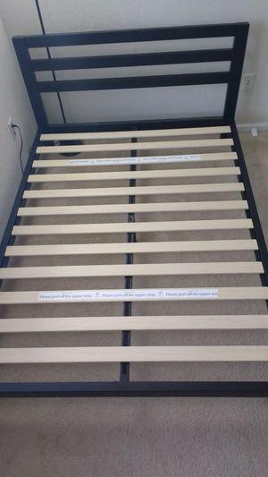 Metal Bed frame for Sale in Mt. Juliet, TN