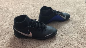 Indoor soccer cleats for Sale in Hilliard, OH