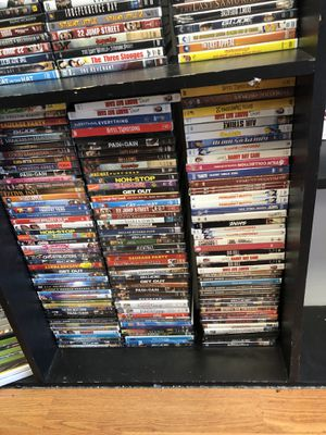 MOVIES!!! $3 EACH OR 4 FOR $10!!! for Sale in Rochester, NY
