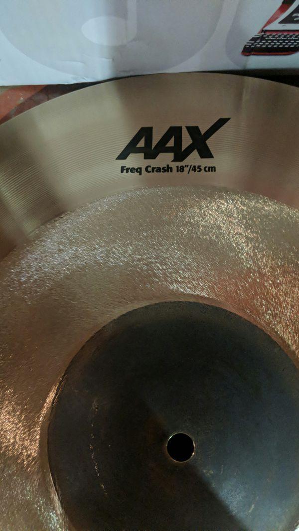 DW 5000 double bass drum pedal/Sabian crash