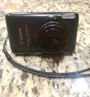 Canon Powershot SD1400 IS for Sale in Corona, CA
