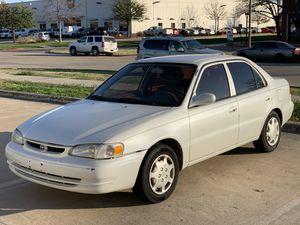 1999 Toyota Corolla for Sale in Carrollton, TX