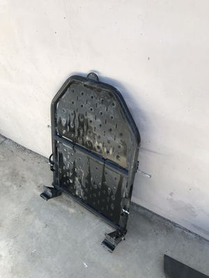 Polaris 1000 Rzr spare tire carrier complete for Sale in Santee, CA
