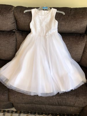 First Communion Dress / Flower girl dress for Sale in Peabody, MA